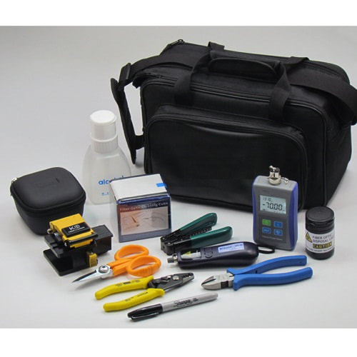 Fiber Optics Inspection & Cleaning Tool Kits